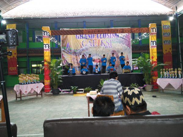 Juara 1 Qosidah Tradisional Tk. Kab. Cianjur Tahun 2016