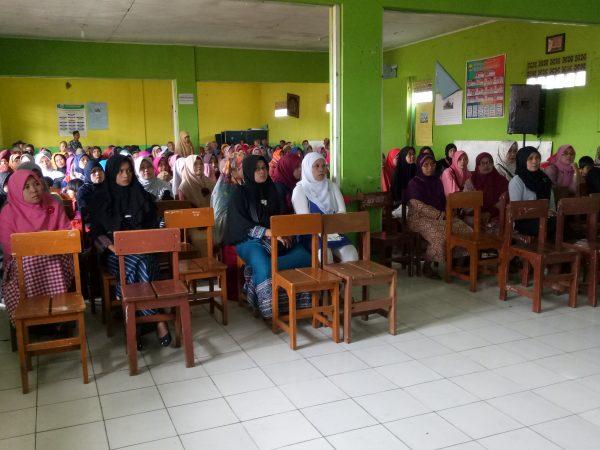 Rapat Ortu Siswa Baru TP. 2018/2019