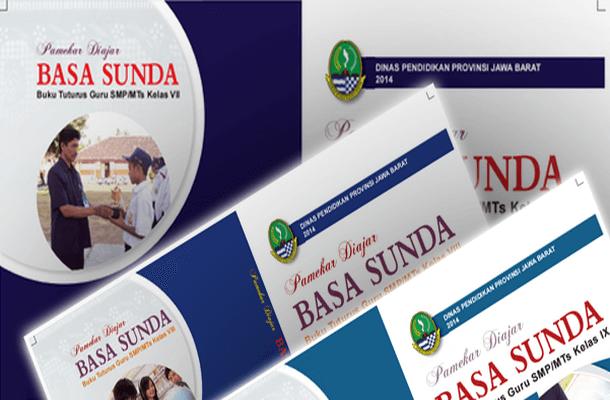 Download Bahan Ajar Buku Bahasa Sunda Kurikulum 2017 SMP/MTs