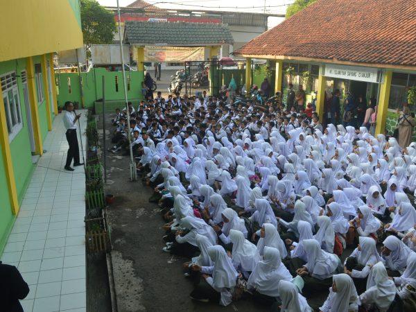 Hari Pertama Awal Tahun Ajaran Baru 2019/2020