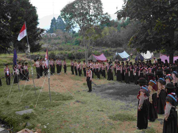 Foto Pakantsi Camp PAB Tahun 2019