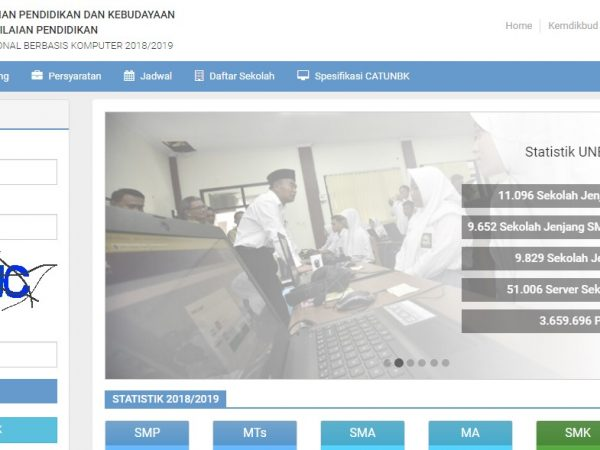 Download VHD Fresh Simulasi UNBK Tahun 2020